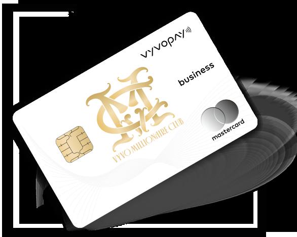 VYVO Millionaire Card