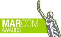 Logo MARCOM AWARDS