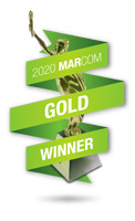 VYVO MARCOM awards gold