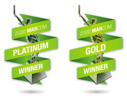 VYVO MARCOM awards gold platinum