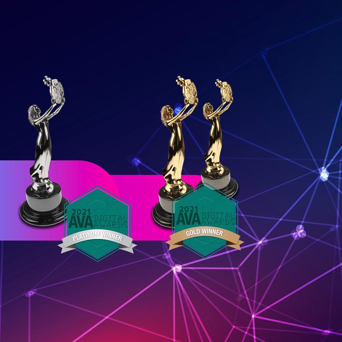 VYVO Ava Digital Awards